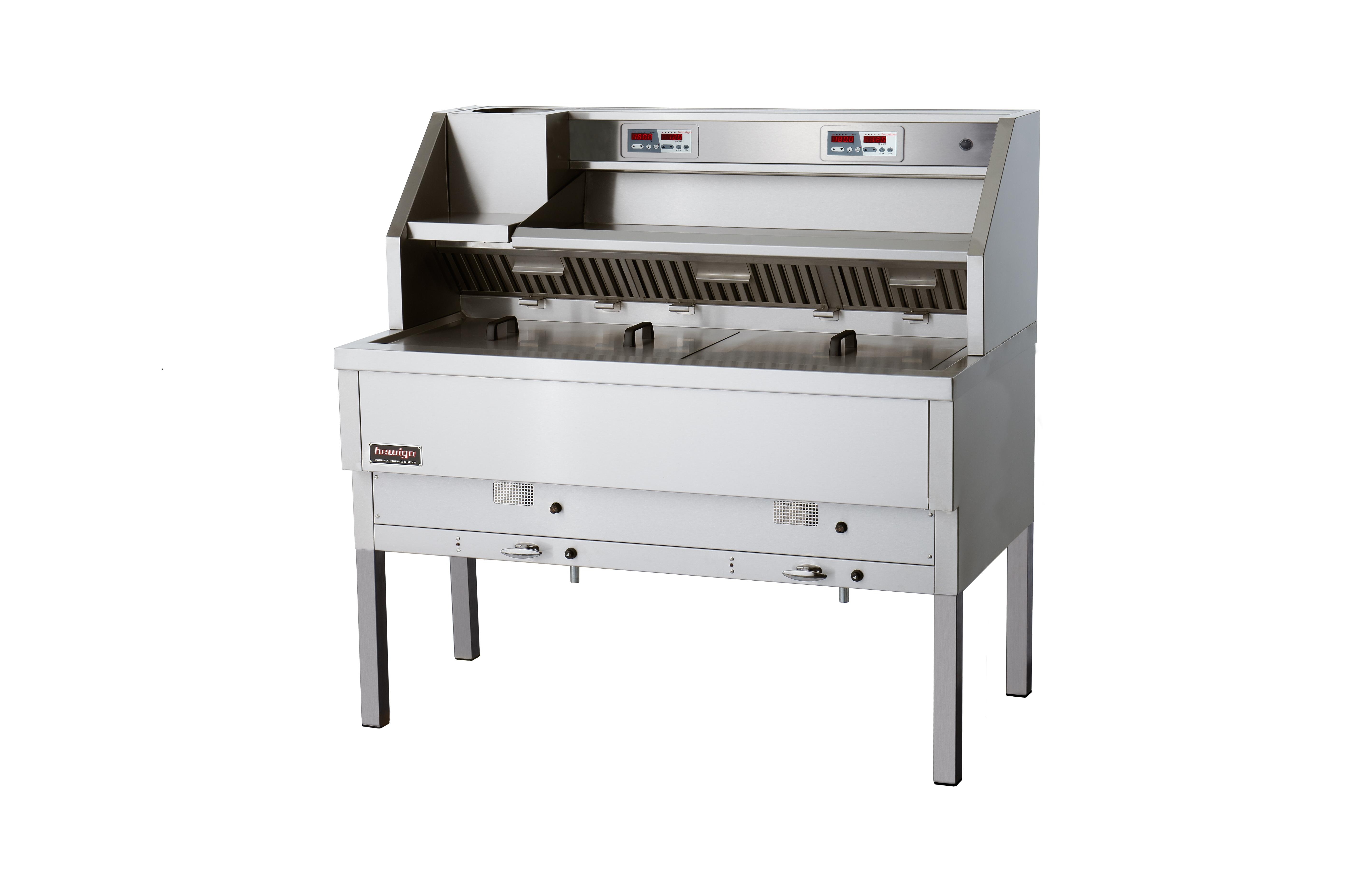 standaard oven met regelaar
