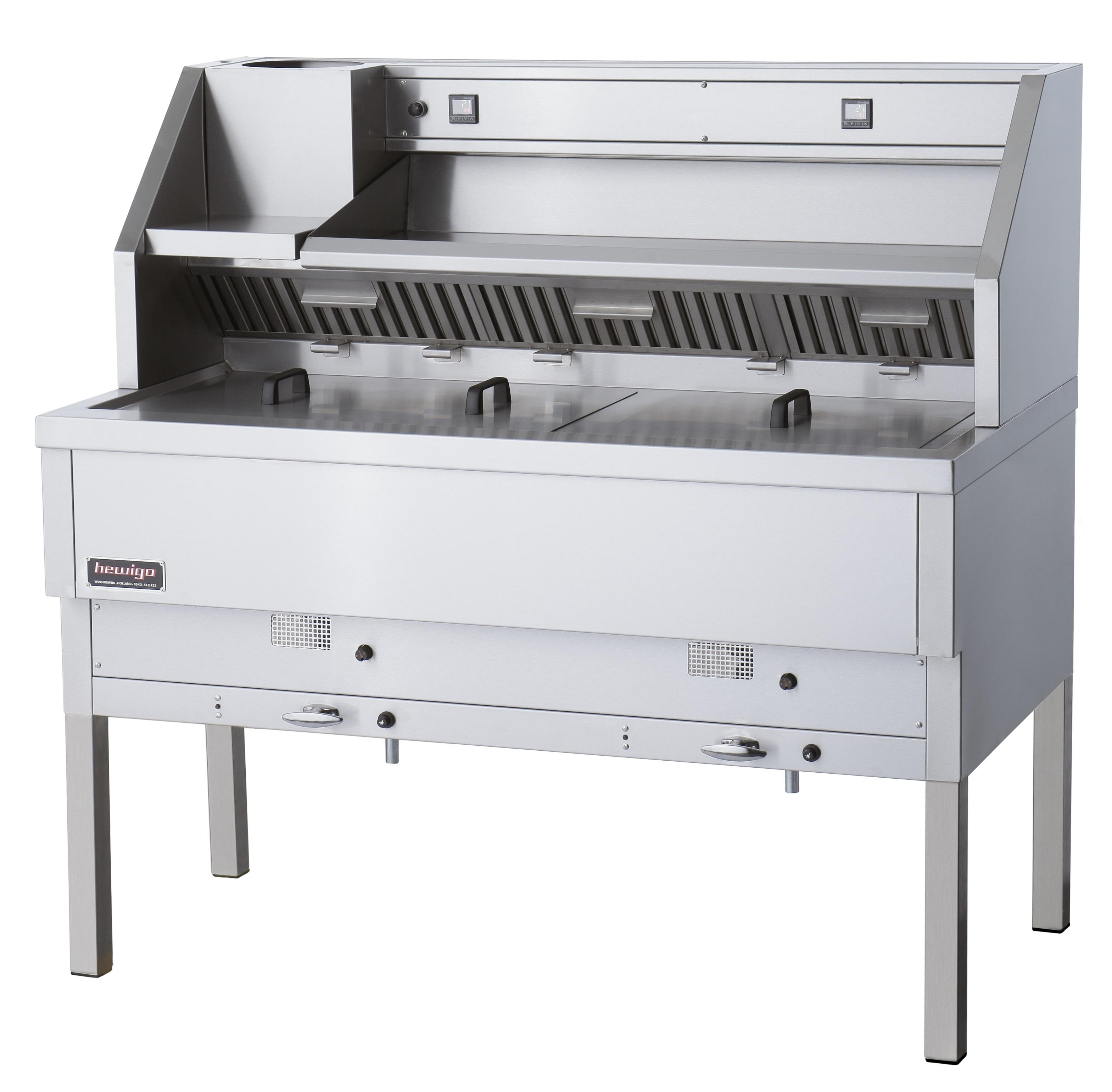 standaard oven op statief Hewigo